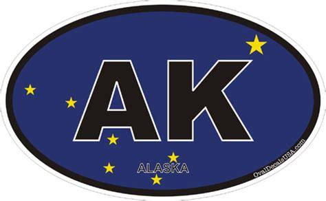 Auto Decals Jacksonville Fl by Alaska State Decals Stickers