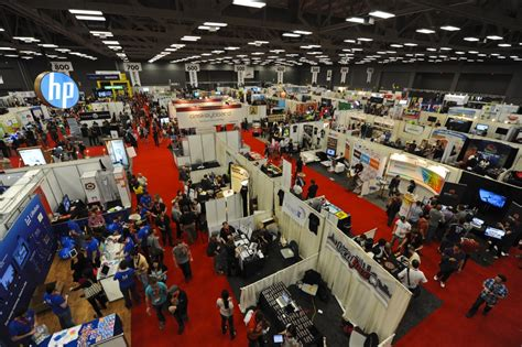 Home Design Trade Shows 2015 successful strategies for a trade show accent printing