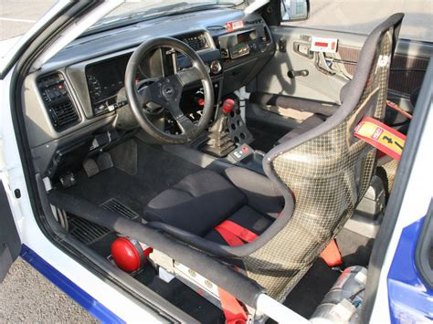 Ford Rs Cosworth Interior by Interior Ford Rs Cosworth A Rally Car 1987 89
