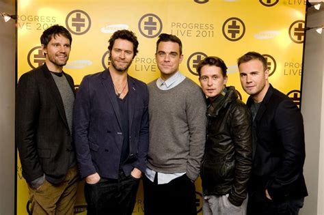 And Now A Word From Popbytes 5 by Take That Howard Donald And Gary Barlow All But Confirm