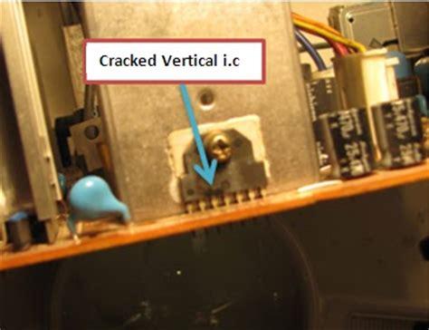 Ic Memory Tv Sharp electronics repair made easy sony tv model kv 2199 m5t repair part 1