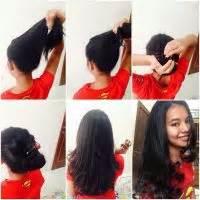 3 Pcs Jepitan Rambut Jedai 15 cara rambut sendiri secara permanen dirumah