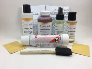 leather color restoration leather color restoration kit leather dye and recoloring