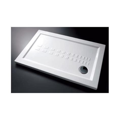 piatto doccia 80x100 piatto doccia slim 80x100 cm rettangolare in porcellana