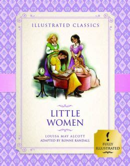 libro illustrated classics for girls little women illustrated classics for children by louisa may alcott 9781435148130