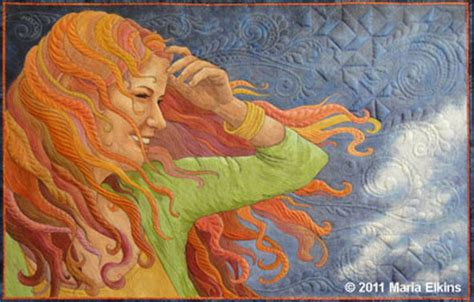 using munsell color theory in quilting arts by