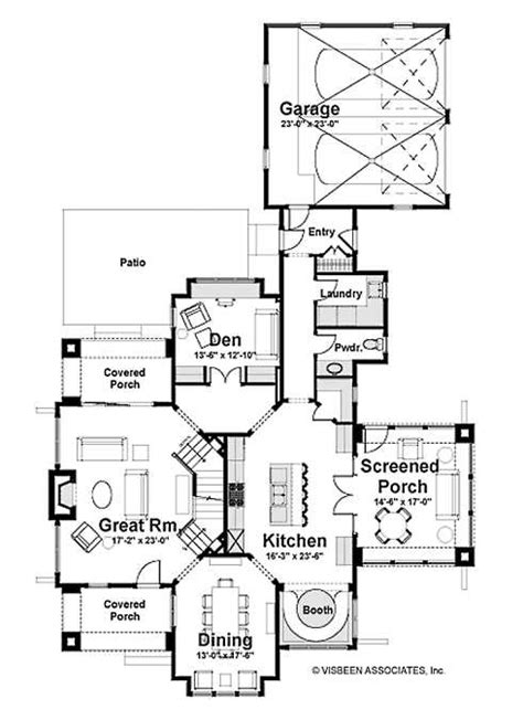 stone cottage floor plans standout stone cottage plans compact to capacious