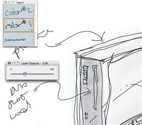 sketchbook pro new layer architosh feature product review sketchbook pro 2