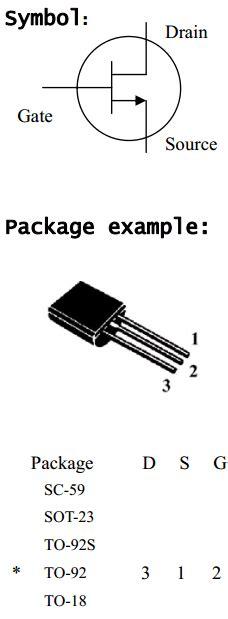 transistor k30a datasheet 2sk30a datasheet 2sk30a pdf pinouts circuit etc