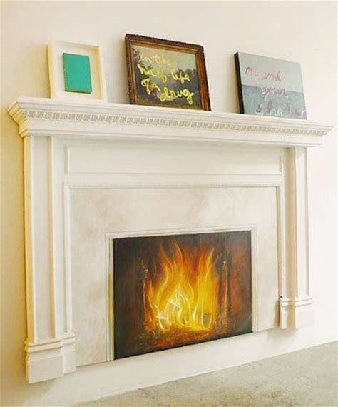 faux painted fireplace 5 styles of faux fireplaces