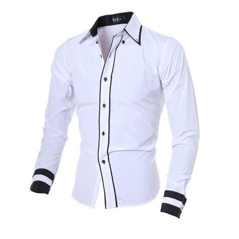 design a long sleeve shirt mens new design solid long sleeve shirts creative india