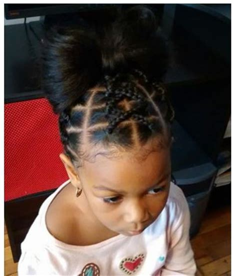 Wedding Hairstyles For Black Toddlers by 25 Best Ideas About Black Hairstyles On
