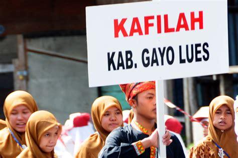 Syari Zulfa Abu gayo lues lebih baik di mtq aceh dibanding 3 kabupaten