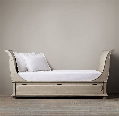 st james sleigh daybed for the home pinterest