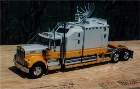 Eagle Truck Sleepers by Timetravel2