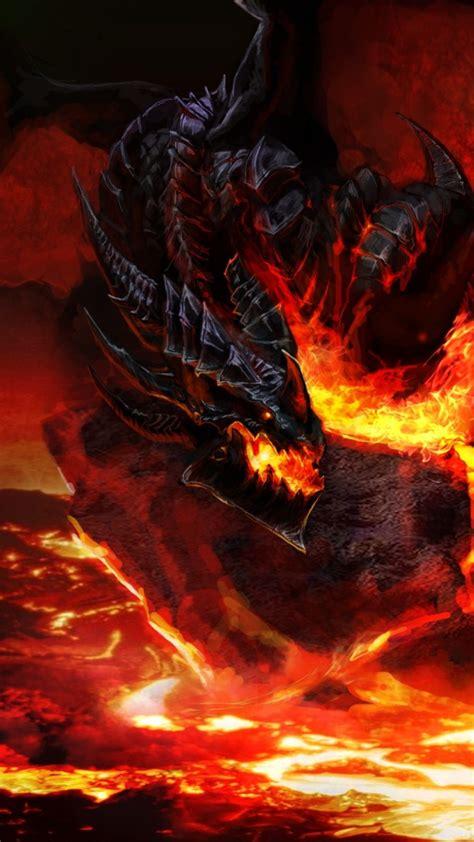 dragon iphone backgrounds wallpaperwiki