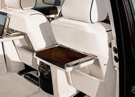 rolls royce interior car models