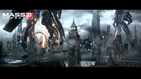 Mass Effect Trilogy Wallpaper