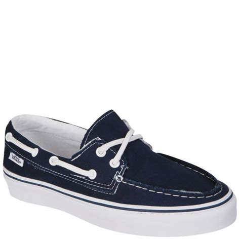 vans deck shoes vans zapato barco canvas deck shoe navy true white
