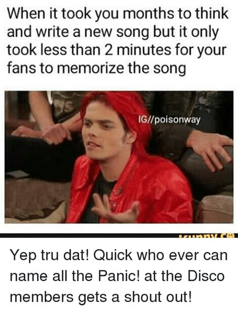 Panic At The Disco Memes - 25 best memes about panic at the disco members panic at the disco members memes