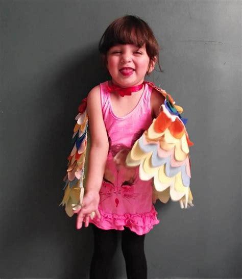llevo el invierno disfraz de how to make beautiful dress up wings pretty prudent