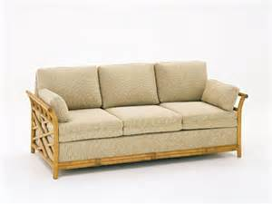 Wicker Sofa Bed by Wicker Sofa Bed Is This Tangiers Seagr Sleeper Sofa