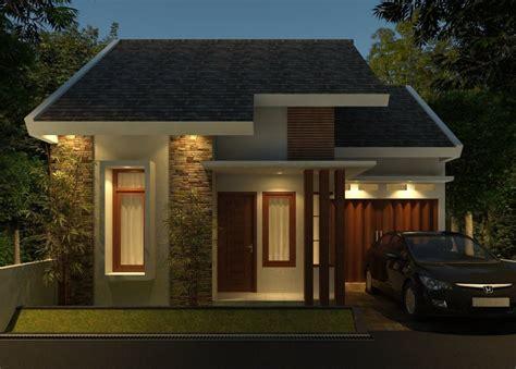desain rumah minimalis 1 lantai contoh rumah minimalis