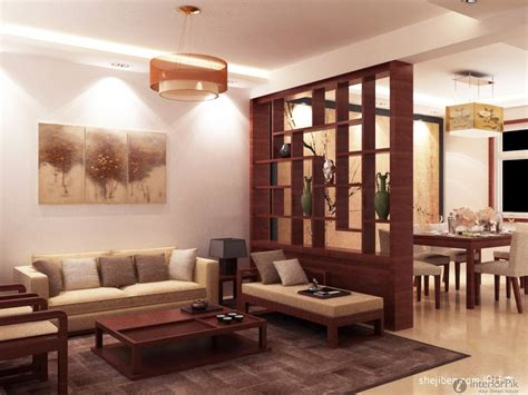 newest living room designs partition for room home intercine