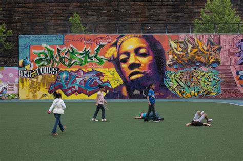 graffiti legend cornbread mccray   feted