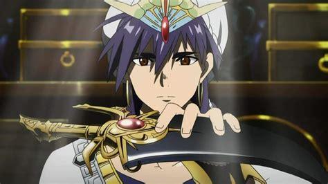 alibaba legend magi djinns amon anime amino