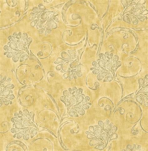 Faux Paint Wallpaper - flamenco faux paint and flower wallpaper fax 38902 designer wallcoverings