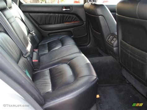 lexus ls400 interior black interior 2000 lexus ls 400 photo 40040494