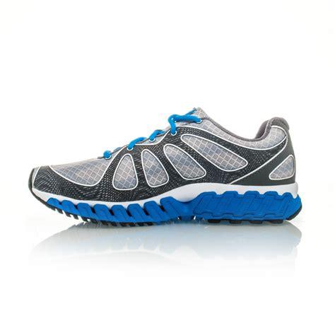 k swiss free running shoes k swiss blade max express mens running shoes blue grey