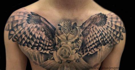 imagenes de tatuajes de buhos para hombres ideas exclusivas para tatuajes de b 250 hos y lechuzas