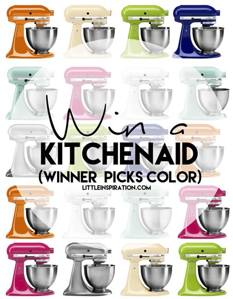 Kitchenaid Mixer Giveaway - welcome spring kitchenaid mixer giveaway cherish365
