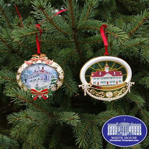 collections of 2008 white house christmas ornament easy