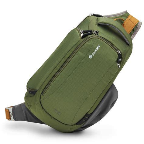 Souvenir Cross Pack Tas Anak pacsafe camsafe v9 anti theft sling pack pacsafe