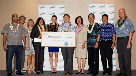 Of Hawaii Executive Mba by Hawaii Food Startup Takes Top Prize In Of