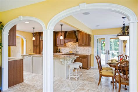 Kitchen Arch Images Kitchen With Arches Traditional Kitchen Other By