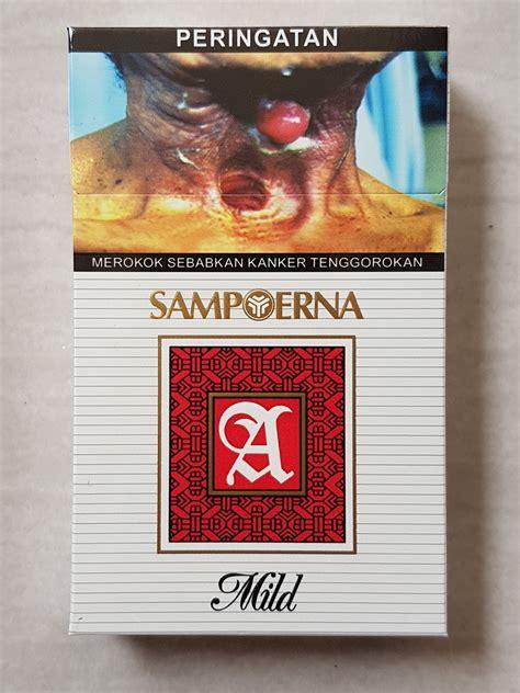 Rokok St Merah Putih 1 soerna a mild regular isi 16 batang pelopor rokok skm ltln di indonesia review rokok