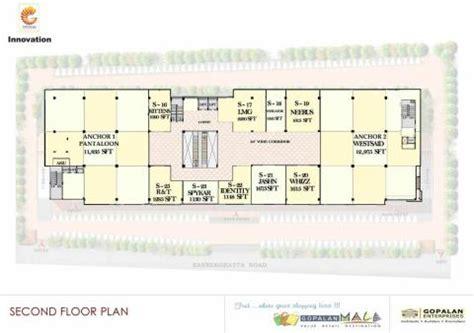 Asian House Plans gopalan innovation shopping mall bannerghatta road