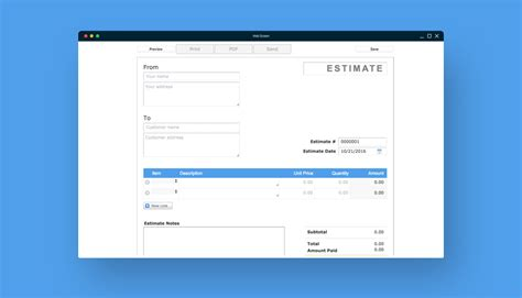 estimate template for google docs free quotation templates for word google docs