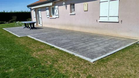 carrelage terrasse imitation bois 2342 nivrem terrasse beton imitation bois diverses