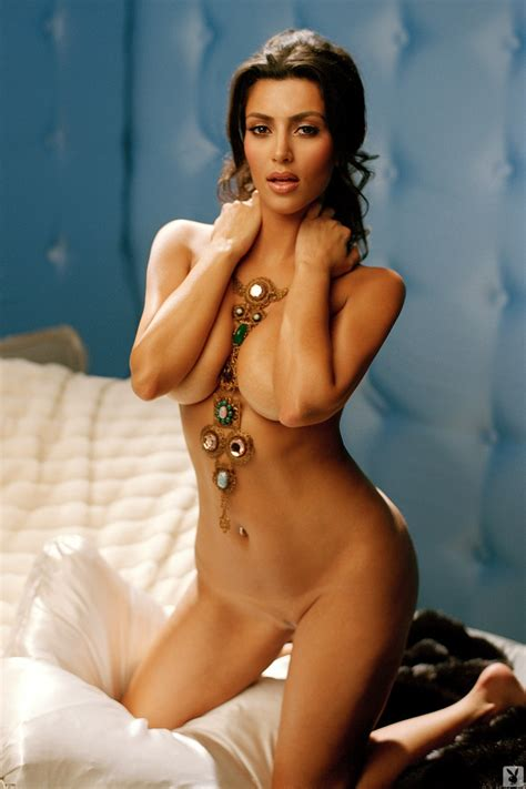 Kim Kardashian Newly Released Nude Pictures From Playboy Gutteruncensored Com