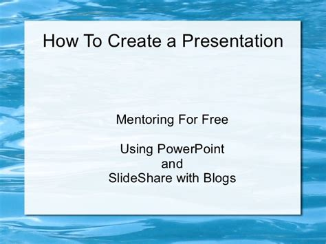 design powerpoint slideshare how to use powerpoint slideshare on your blog