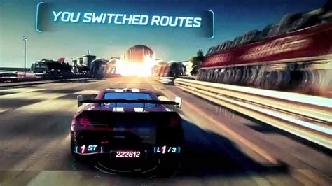 Split Second split second gameplay