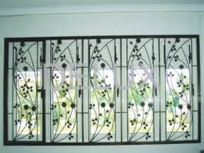 Home Windows Grill Design wrought iron window grilles delux structural works sdn bhd