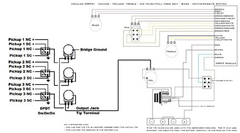 aguilar obp 3 wiring diagram 28 wiring diagram images