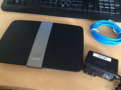 Router Cisco Ea4500 ร ว ว wireless router ของ cisco linksys ร น ea4500