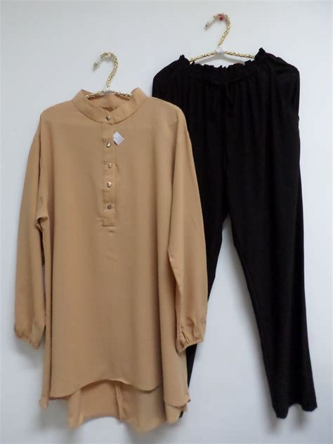 Supplier Baju Laviola Blouse Hq 2 jual baju blouse kerja menyusui baju celana jersey muslim house of needs